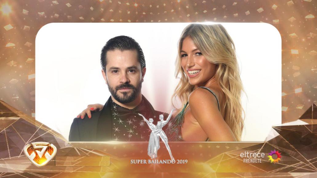 participantes del super bailando 2019